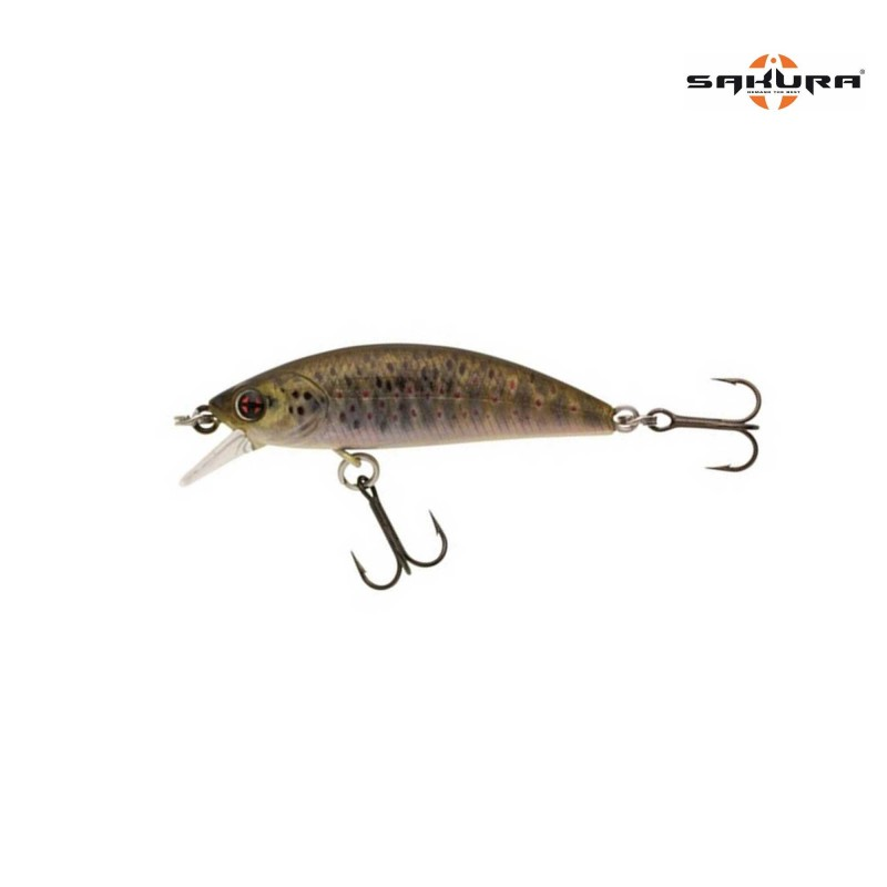 Phoxy Minnow Real truit