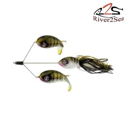 Double plopper perch