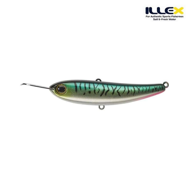 Riser bait green mackerel