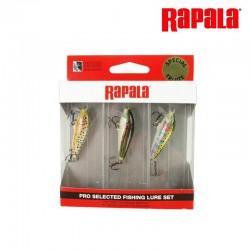 Kit truite 3cm Rapala