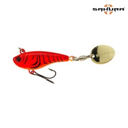 Tailspin mat red craw