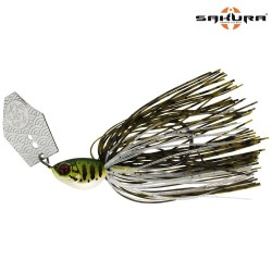 swinger chatterbait baby bass