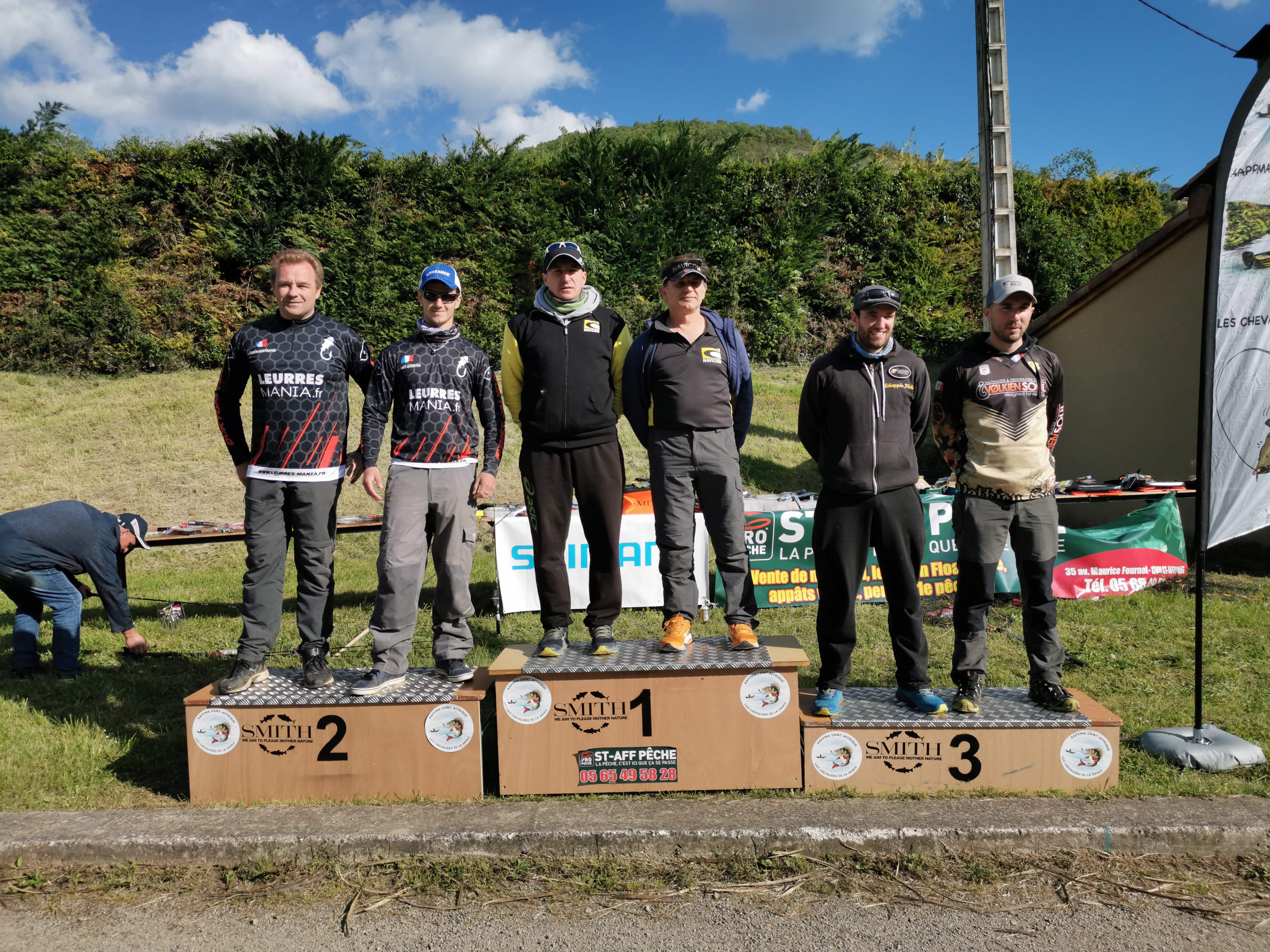 podium lac pinet