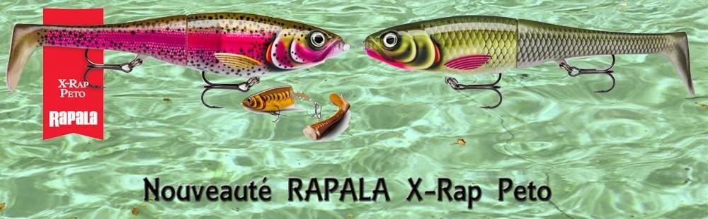 X Rap Peto Rapala